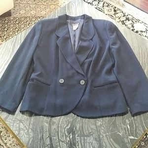 GIORGIO ARMANI - wool blazer